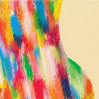Color Phantasmagoria (부분1) 2012 150x50cm oil on canvas