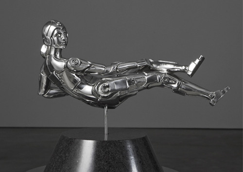 future lyricism 2009s3 2011 47x18x20cm stainless steel