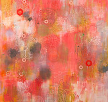 Spritoso 05 진달래 244x182cm oil on canvas