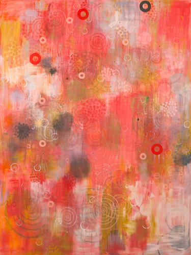 Spritoso 05 진달래 2011 244x182cm oil on canvas