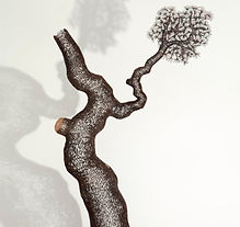 소나무_2012_Pine_Tree_2012_115x59x204cm_cop