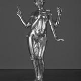 future lyricism 2011s2 2011 37x17x68cm stainless steel