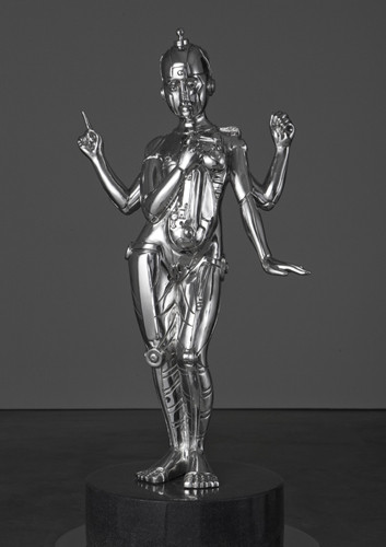 future lyricism 2011s2 2011 37x17x68cm stainless steel