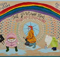 Somewhere Over The Rainbow 162.2x130.3 o