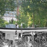 매디슨 스퀘어 파크 Madison Square Park 2009 101x74cm Lambda Print