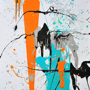 Untitled 2015 146x97cm acrylic on canvas