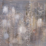 In Full Bloom-winter 2008 137x96cm oil on canvas