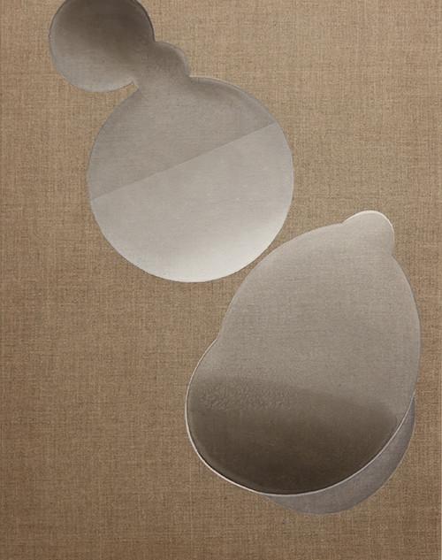 acrobat series 2012 (each 5) 04 60x80x1.8cm acrylic &mixed media on linen
