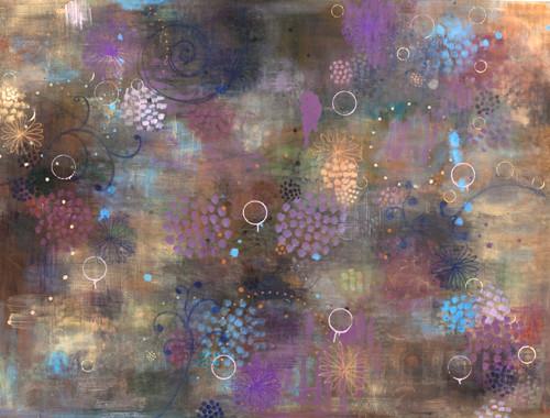 Spritoso 09 향기로운 숲 2011 94x124cm oil on canvas