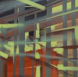 201417 2014 90x90cm  acrylic and oil canvas