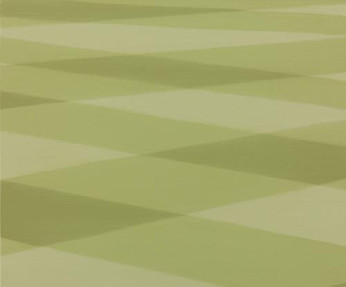 green-grid 2013 37.9x45.5cm oil on canvas