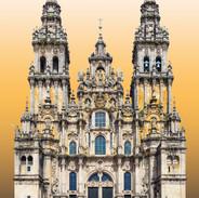 Quo Vadis (Santiago de Compostela), photograph, computer graphic, lightjet print, diasec, wood frame, 250x170cm, 2017, Ed.1/3