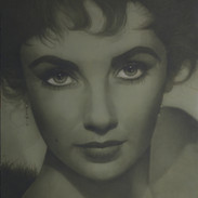 Riz 2007 oil on canvas  259 x 194cm