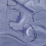 201425 2014 90x90cm  acrylic and oil canvas