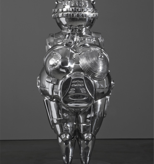 future lyricism 2011s3 2011 30x25x68cm stainless steel