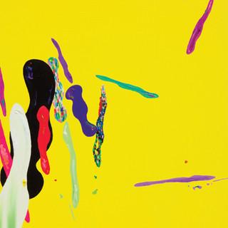 Color Phantasmagoria 2012 45x52cm oil on canvas