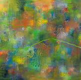 Spritoso 08 순수한 초록 2011 116 oil on canvas
