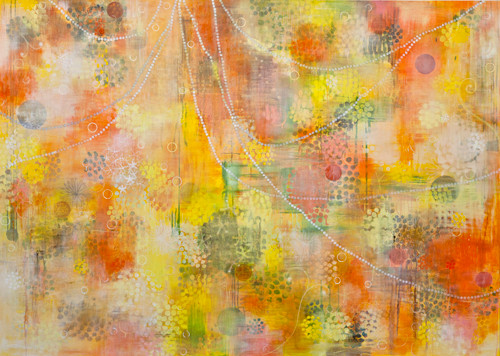 Lovers`s song 연인들의 노래 2010-2011 152x213cm oil on canvas
