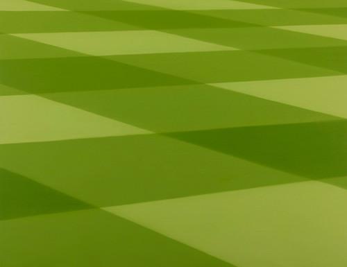 green-grid 2012 112.1x145.5cm oil on canvas