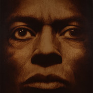 Miles Davis 2013  oil on canvas   259 x 194 cm