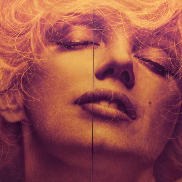 Marilyn 2015 oil on canvas 259x398cm