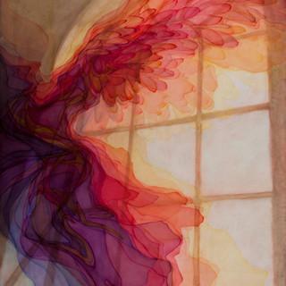 또 다른 신화를 찾아서 2012 162.2x130.3cm oil on canvas, anti-uv varnish