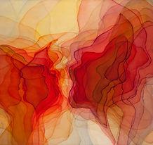 두사람 116.8x72.7cm oil on canvas, anti-uv