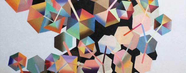 1. Stars 1, 70 x 50 cm, Oil color on canvas, 2018.jpg