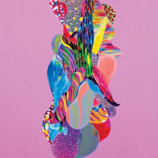 Color Phantasmagoria 2011 80x100cm oil on canvas