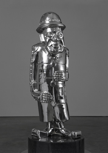future lyricism 2011s4 2011 27x20x66cm stainless steel