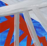 201414 2014 90x90cm  acrylic and oil canvas