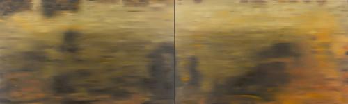 vitesse-wood 2012 97x324.4cm oil on canvas