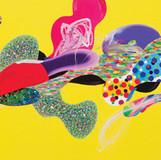 Color Phantasmagoria (부분1) 2012 240x120cm oil on canvas