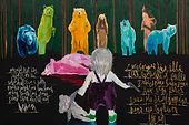 Lacrimosa 130.3x193.9cm oil on canvas 20