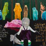 Lacrimosa 2017 130.3x193.9cm oil on canvas