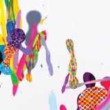 Color Phantasmagoria (부분1) 2012 600x130cm oil on canvas