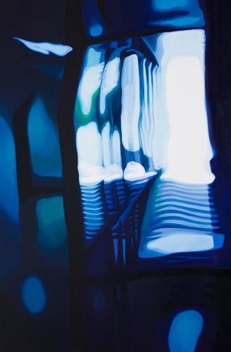 외부없는집 House without exterior 2010 162x112cm oil on canvas