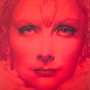 Greta Garbo  2019  oil on canvas  186.5 x 124.5cm