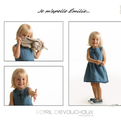 Shooting enfant
