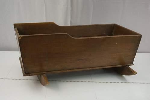 Primitive Wooden Cradle