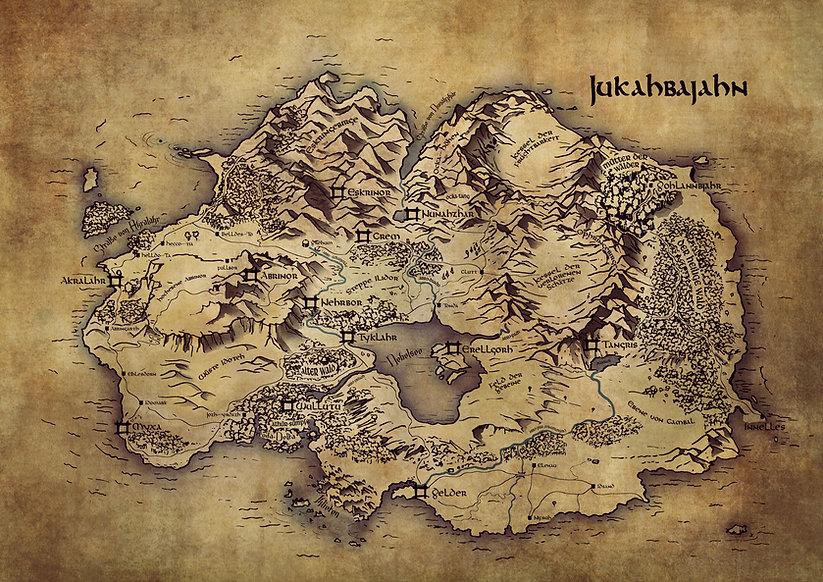 Die Karte der Welt vor den Kriegen