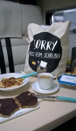 Autoren-Frühstück