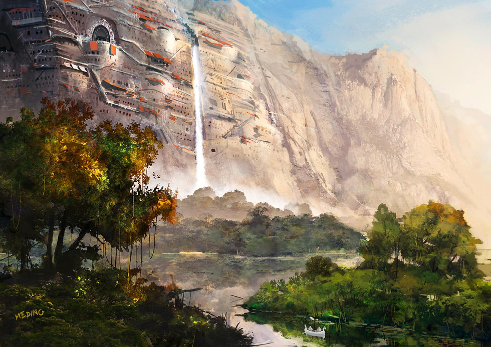 Die Welt von Erellgorh - Tangris
