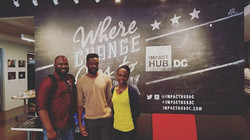It was great meeting the team at Impact Hub DC to learn more about their outstanding cowork organiza