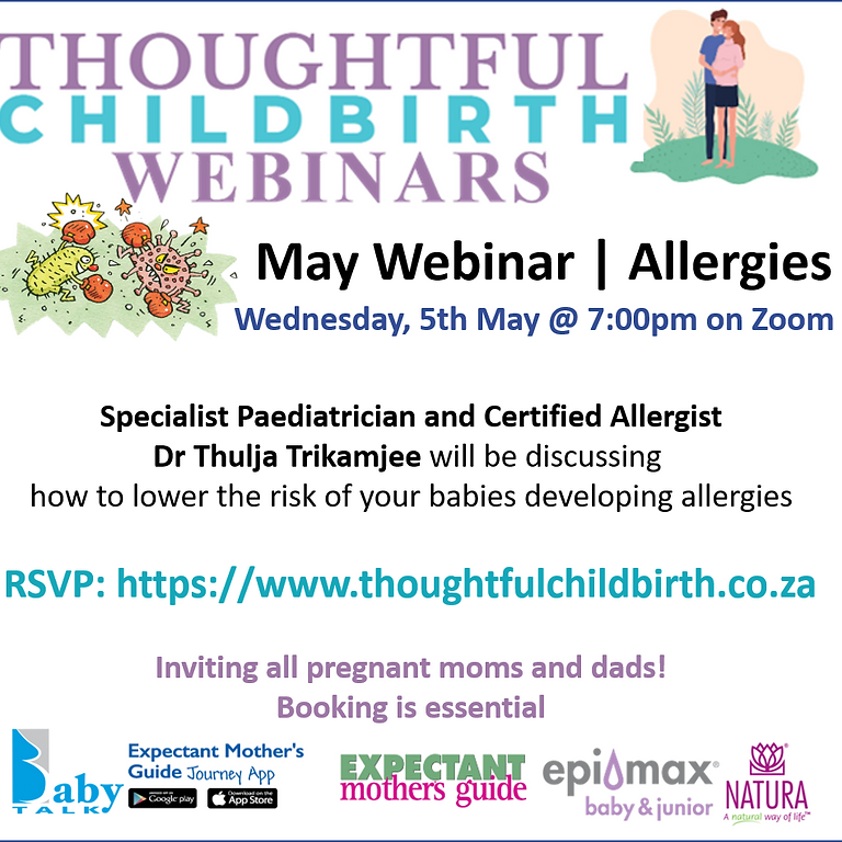 How to decrease the risk of your baby developing allergies