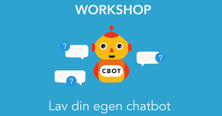 Chatbot workshop, hands-on erfaring