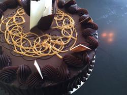 Trio Mousse Cake
