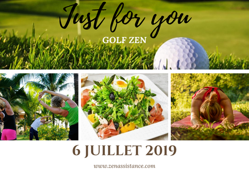 Golf zen