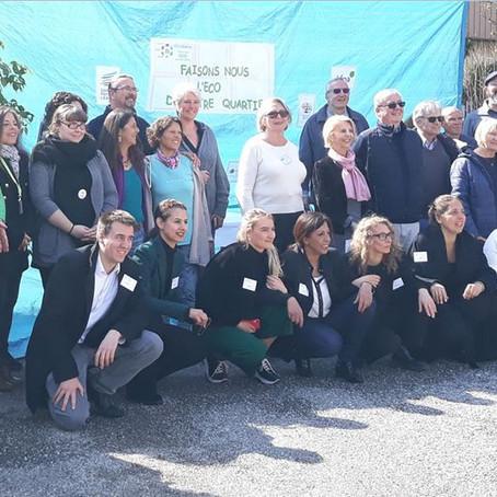 Nous sommes heureux d'avoir participé à #EcoBocca le12 Mars.