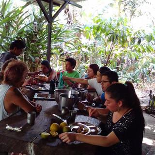 Eating Together <3